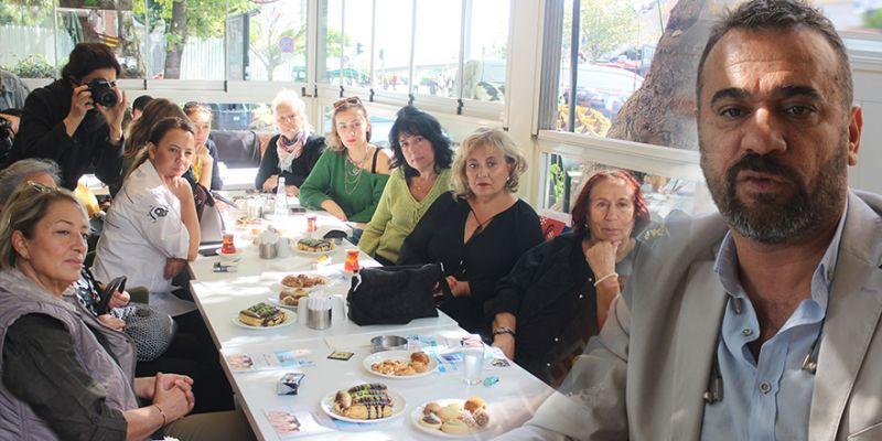 Türk Anneler Derneği'ne sağlık bilgilendirmesi