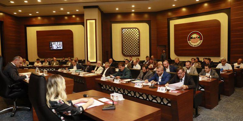 Körfez Belediye'sinin bütçesi belirlendi