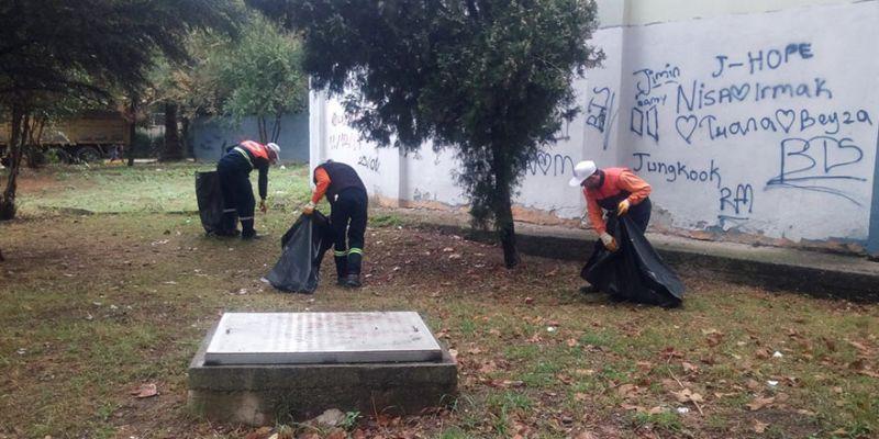 Mahalle mahalle temizlik çalışmaları başladı