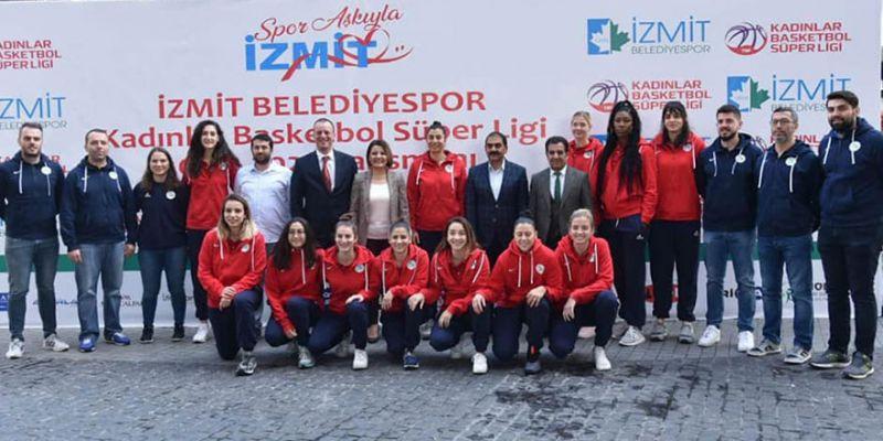 İzmit Belediyespor yeni sezona hazır