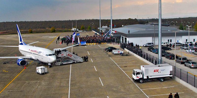 Cengiz Topel'de aylık yolcu trafiği açıklandı