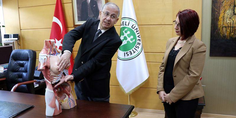 """""""Marmara Bölgesi'nde meme kanserinde farkındalık daha fazla"""""""