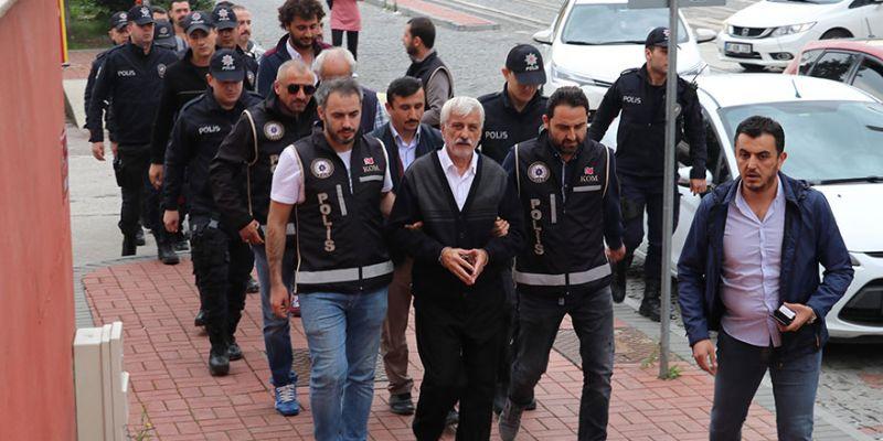 'Rafet Efendi' ve çetesinin 9 üyesi tutuklandı