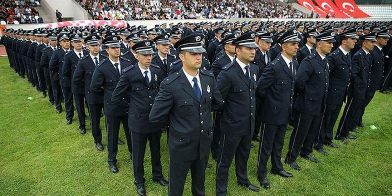 7 bin polis alımı için duyuru yayımlandı