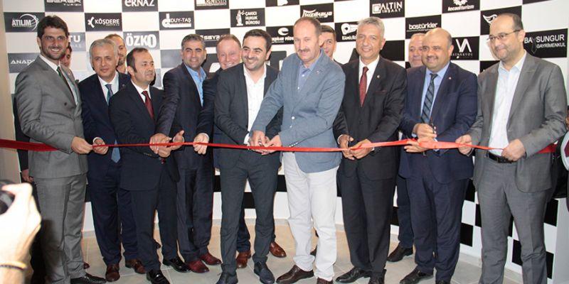ATİK'in yeni merkezi açıldı