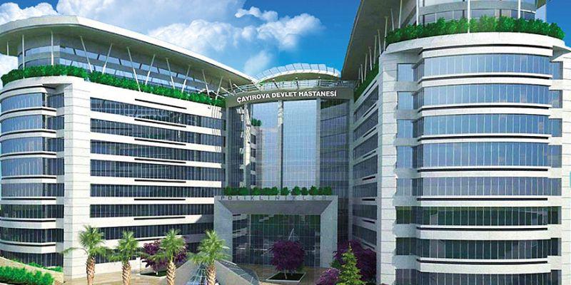 Çayırova Devlet Hastanesi'nin yeri değiştirildi