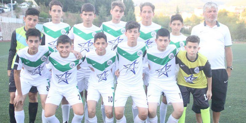 U-16'larda Çınarlıspor Marmara Gençlik sınavında