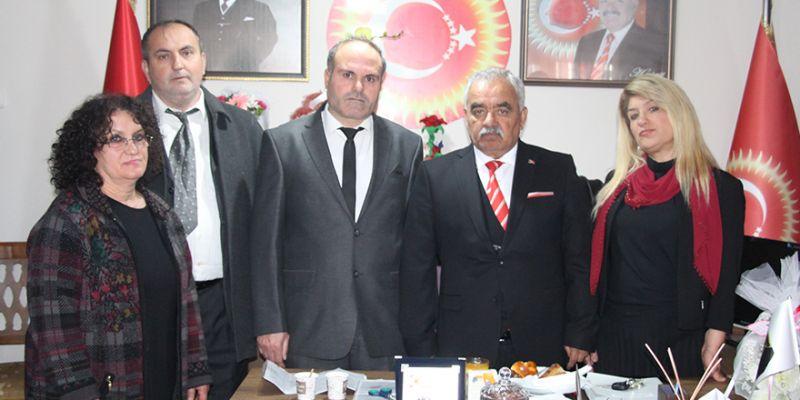 Türk Birliği Partisi kuruldu