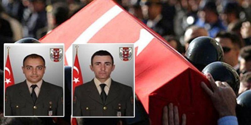 Acı haberi MSB duyurdu: 2 askerimiz şehit oldu