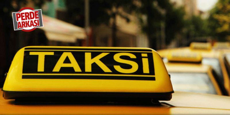 Bazı taksiciler salgını fırsata mı çeviriyor?