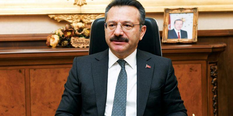 Vali Aksoy'dan kampanyaya destek çağrısı