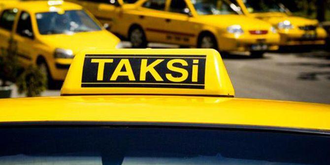 İzmit'te 3 ay boyunca taksi duraklarından kira alınmayacak