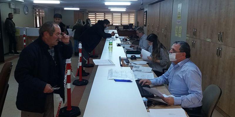 Esnaf Destek Paketi'ne İzmit'te 210 esnaf başvurdu