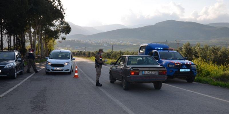 Testi pozitif çıkmıştı! İzmit'ten gitti, 6 mahalle karantinaya alındı