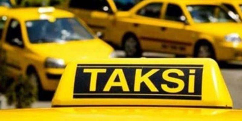 Koronavirüs taksileri de vurdu