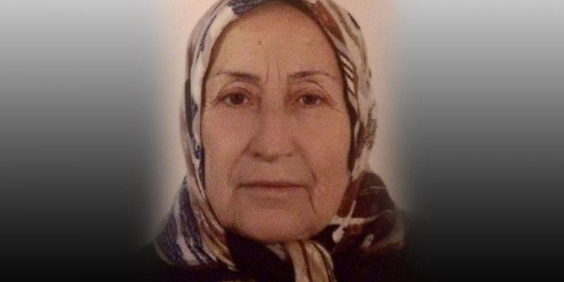 Fatma Şar vefat etti