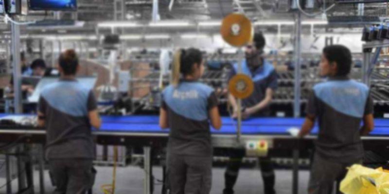 Bir fabrikada daha korona vakası