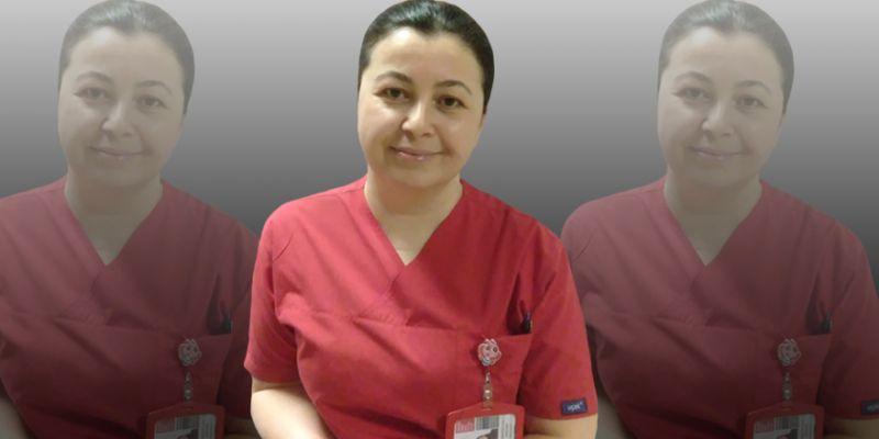 SEKA Devlet hemşiresi Ergün: 'Büyük bir inançla çalışıyoruz'