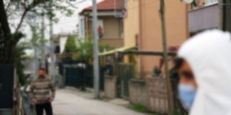 Kandıra'da da bir sokak karantinaya alındı