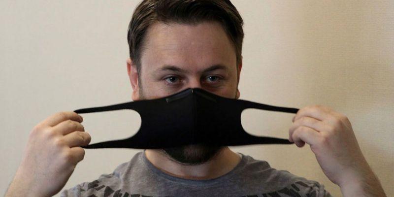 Siyah maske için uyardı: 'Kullanımı doğru değil'