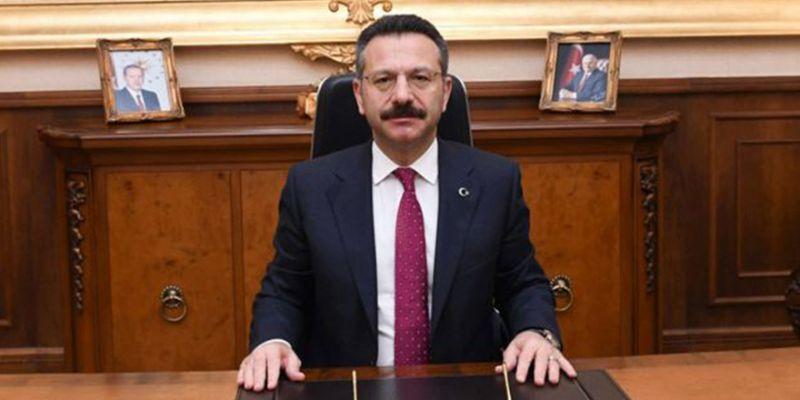Vali Aksoy'dan Türk polisine mesaj