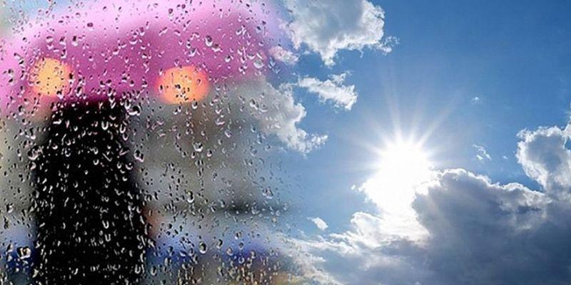 Yağmur gidiyor, güneş biraz ısıtacak