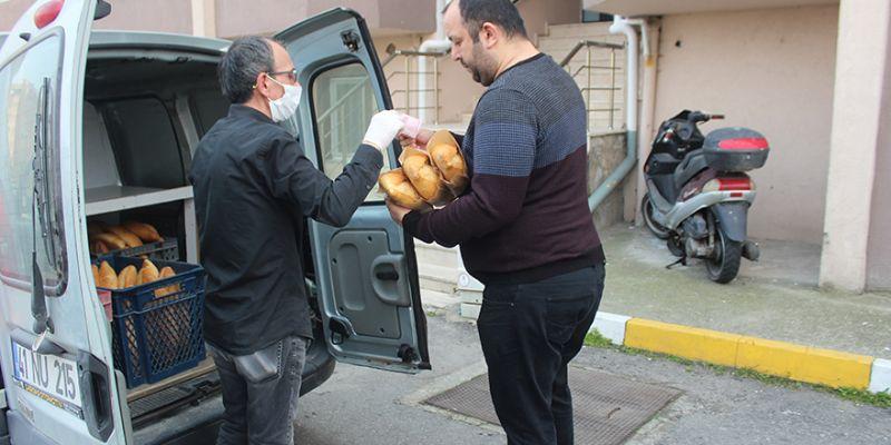 Kocaeli'de ekmek alamayan bu numarayıarasın