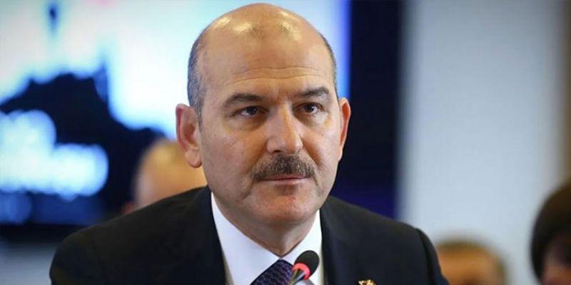 İletişim Başkanlığı: Süleyman Soylu'nun istifası kabul edilmedi