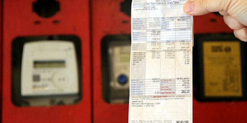 Karantina elektrik faturalarına yaramadı