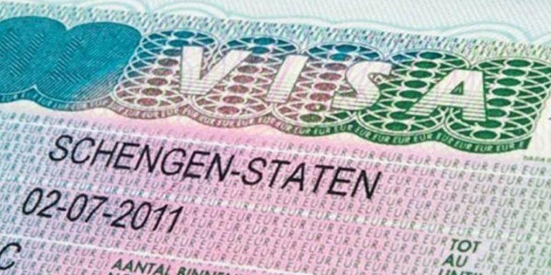 Schengen vizesi bitenlere 'koronavirüs' jesti