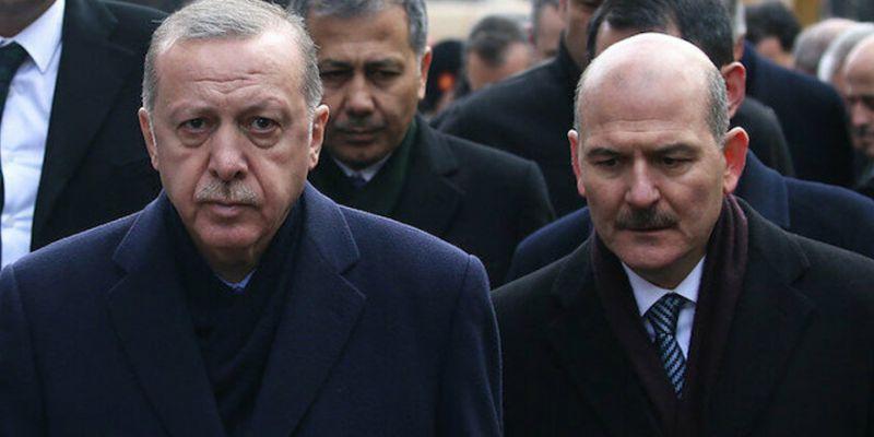 Soylu'nun istifasıyla ilgili Cumhurbaşkanı Erdoğan'dan ilk açıklama