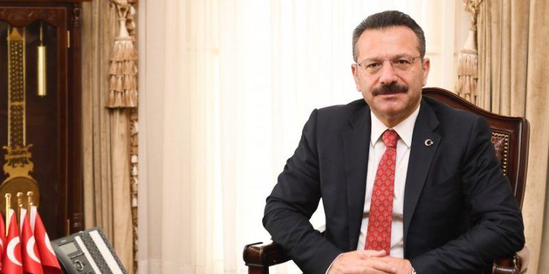 Vali Aksoy'dan Turizm Haftası mesajı