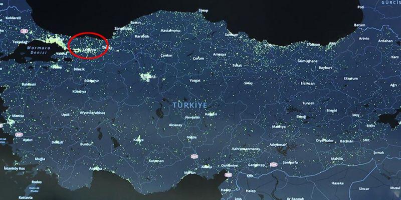 Güncel vaka haritası açıklandı! İşte Kocaeli'deki korona yoğunluğu