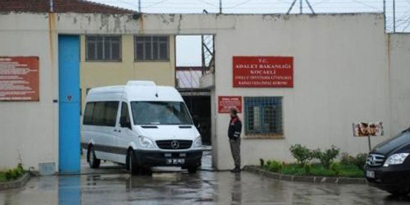 Kocaeli'deki bin 200 mahkum tahliye oluyor
