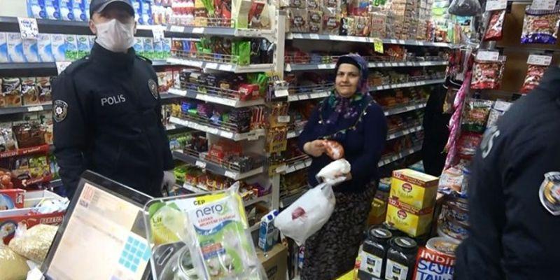 Yüzlerce market ve alışveriş yapana ceza!