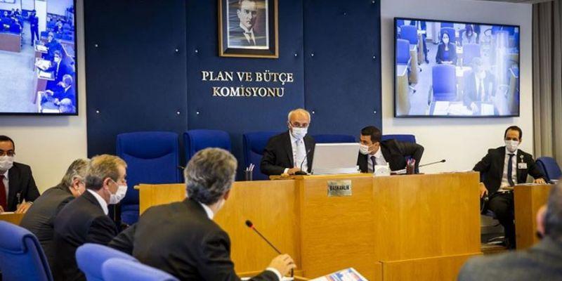 Torba yasa teklifi komisyondan geçti