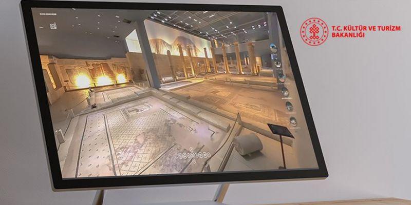 Koronalı günlerde 'Sanal Müze'lere ziyaretçi akını