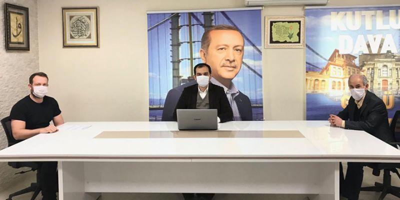 AK Parti İzmit'ten kampanyaya toplu destek