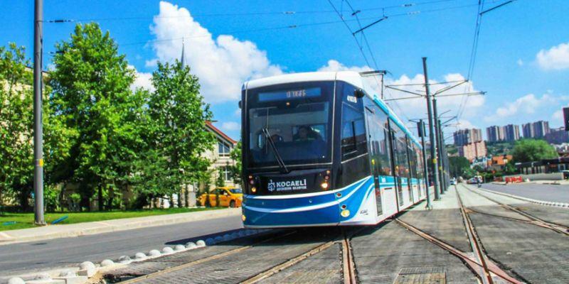 Sekapark'a tramvayla ulaşım kolaylaşacak
