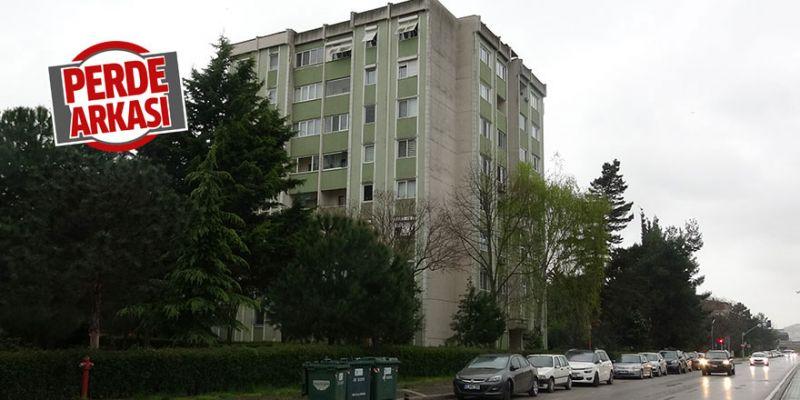 İzmit'teki 8 katlı apartmanda karantina kaldırıldı