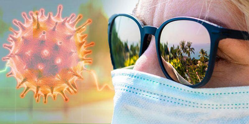 Güneş koronavirüsü öldürür mü?