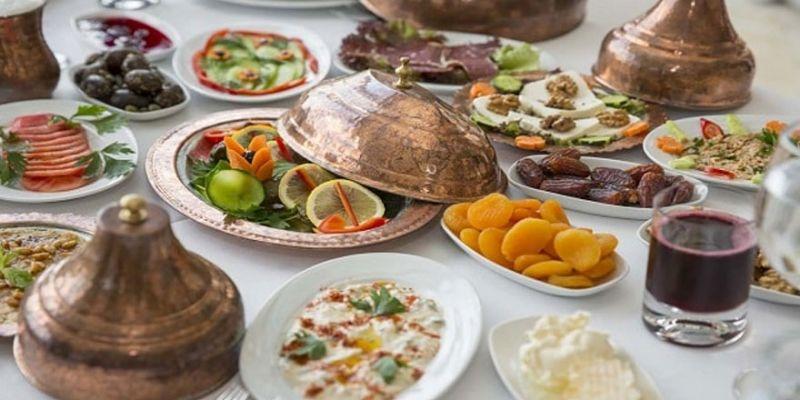 Ramazan sofralarında 'israftan kaçının' uyarısı