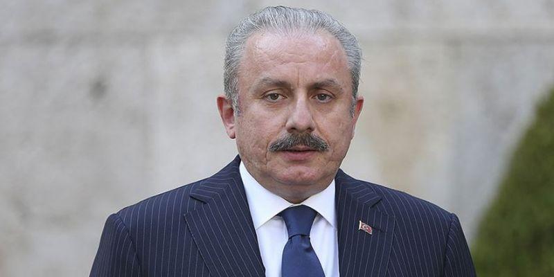 Meclis Başkanı Şentop TRT'nin 'Ev Yapımı' dizisine konuk olacak
