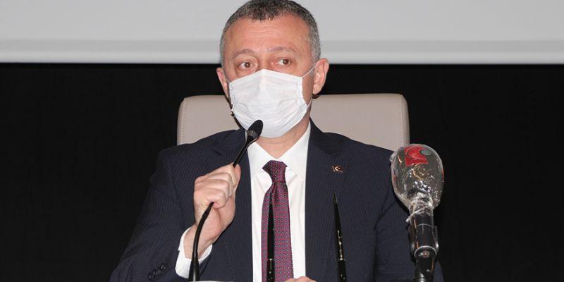 Büyükşehir Meclisi'nde pandemi için tam yetki alındı