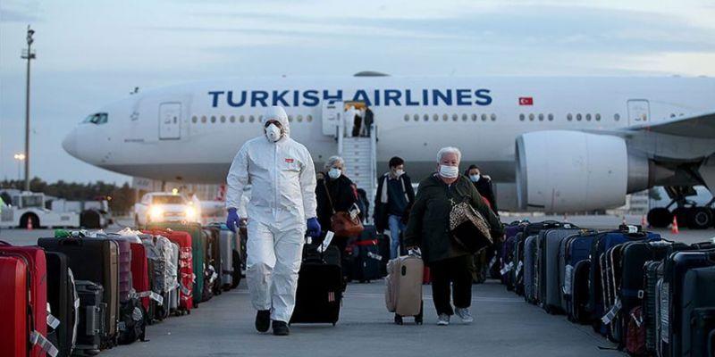 76 ülkeden 32 bin Türk vatandaşı ülkeye getirildi