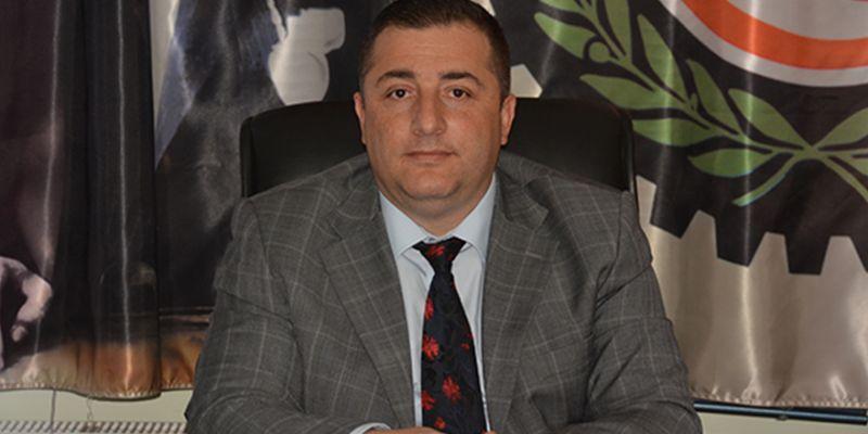 İdris Ersoy: 'İşçiden elinizi çekin'