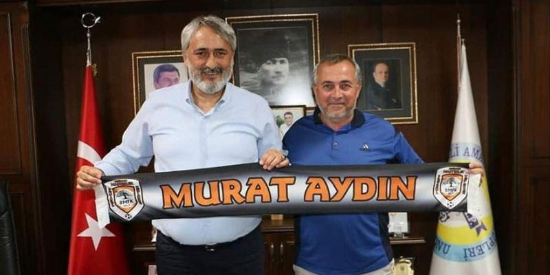 Kulüplerden Aydın'a teşekkür