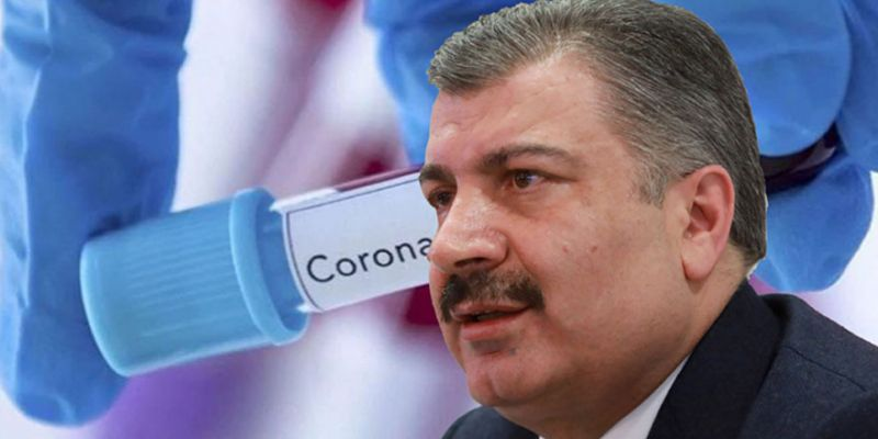 Koronavirüsten kaynaklı can kaybı 2 bin 376'ya yükseldi