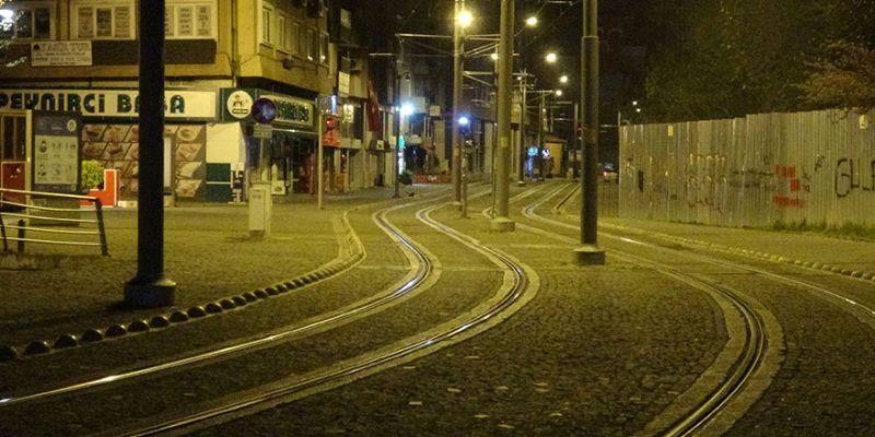 Kocaeli'de sokağa çıkma kısıtlaması başladı