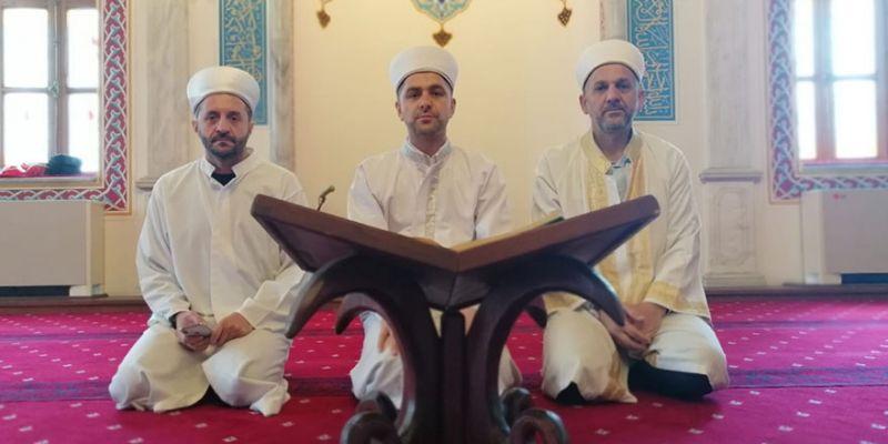 İl Müftüsünden vaaz, imamlardan mukabele